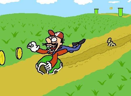Random Mario by RaphaelJerome