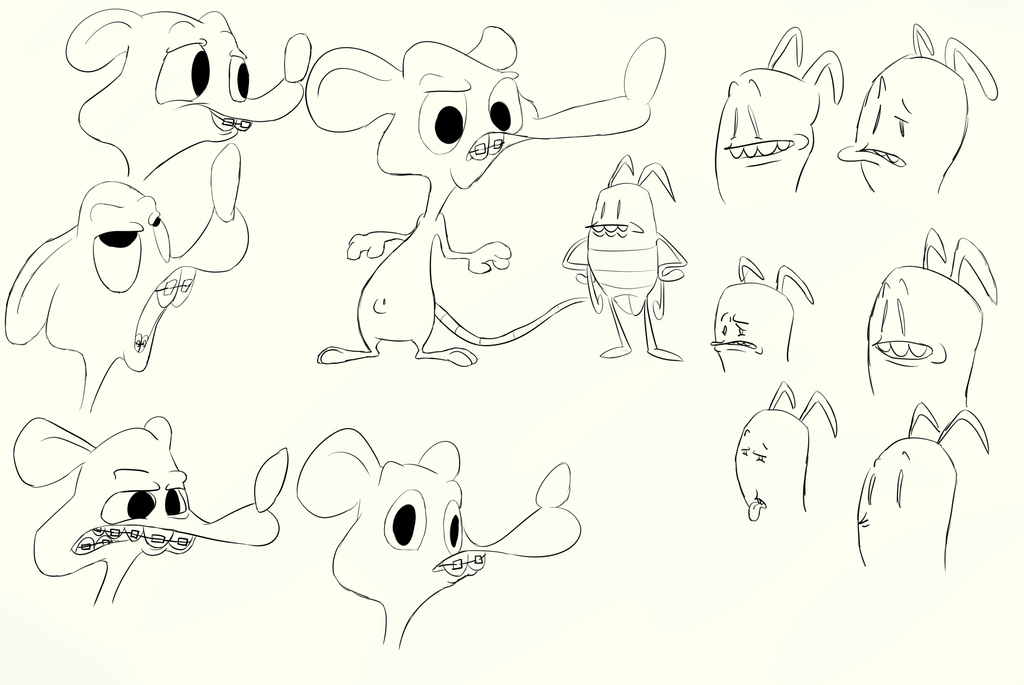 Some designs by ToonOrDie