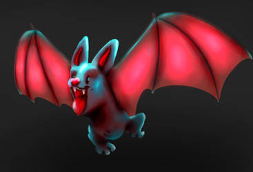 Bat by ToonOrDie