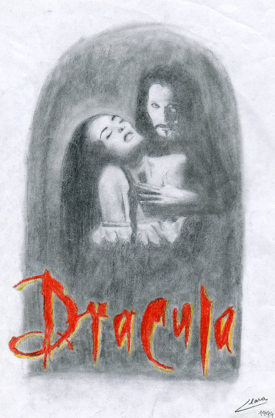 Dracula by ClaraDarko