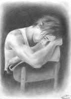 Adrien Brody by ClaraDarko