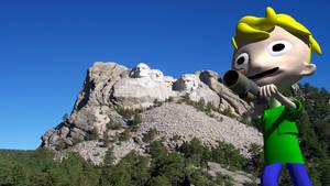 The Mount Rushmore Kid