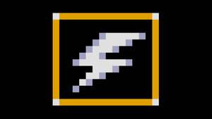 Sonic Item Box Wallpaper, Lightning Shield