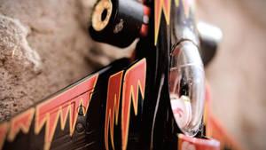 Hammond Jet Closeup