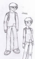 Jensen Sketch