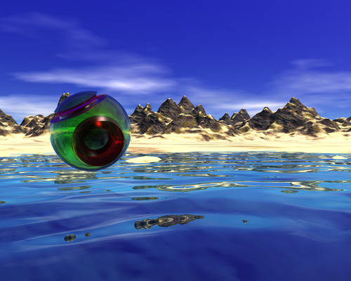 Sphere series, Floating