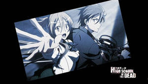 High School of the Dead ep04