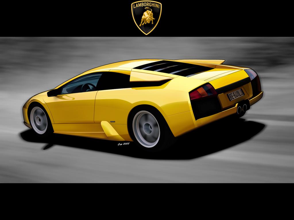 Lamborghini Murcielago by Cop-creations
