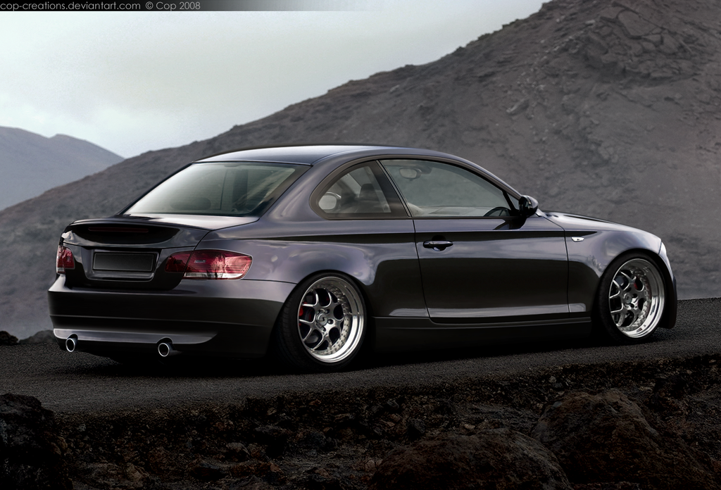 Beemer 1-series Coupe by Cop-creations on DeviantArt