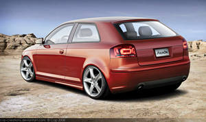 Audi S3 by Cop-creations