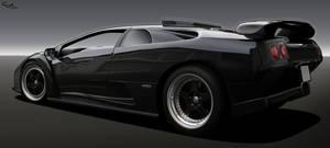 Lambo Diablo GT