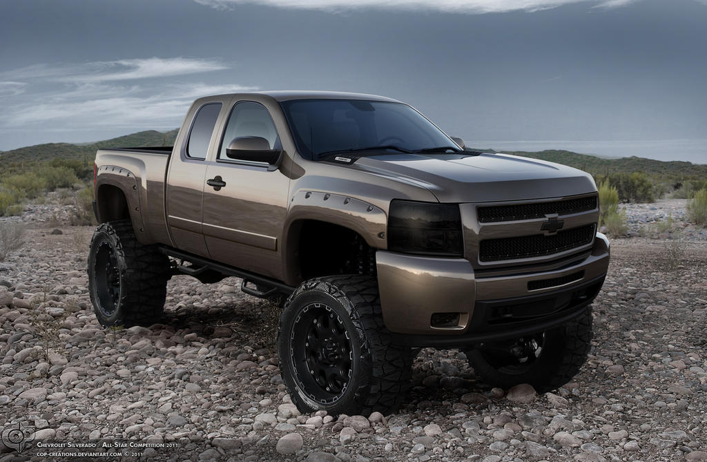 Chevy Silverado by Cop-creations