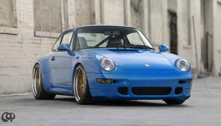 Porsche 993 by Cop-creations