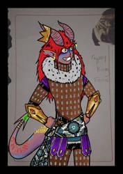 Lilith - Farus Gypsy King by CrossBreed777