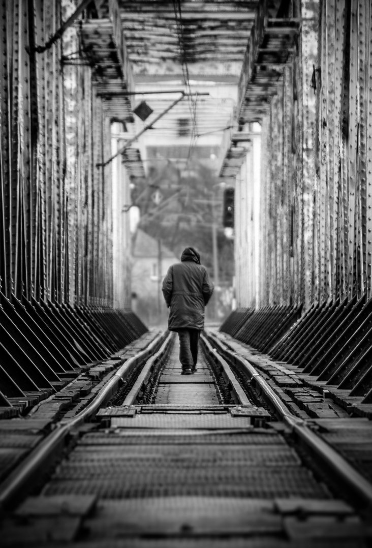 Over the bridge by Lasiu7