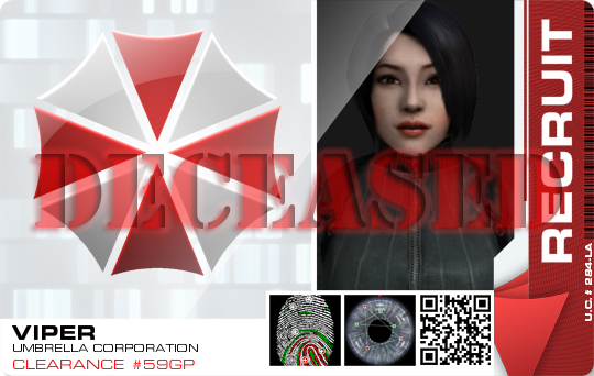 DRAKE'S Former Umbrella ID by RECBDRAKEplz