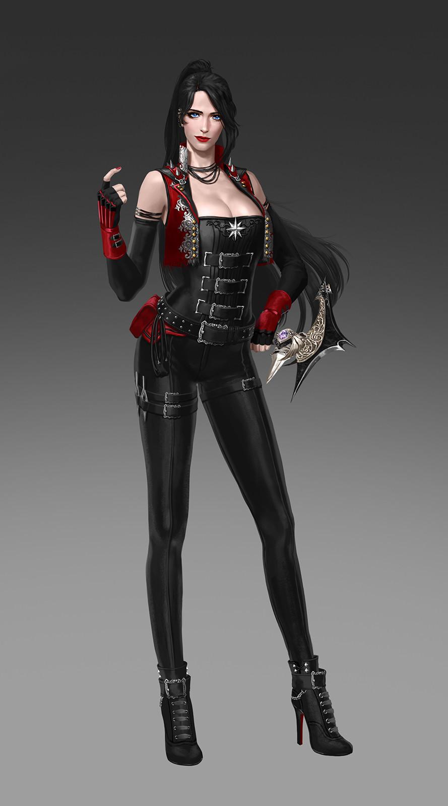 Characters: Demon Hunters Blink_by_recbdrakeplz-dae0531