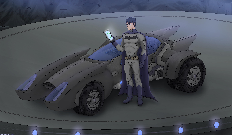 Batmanmobile
