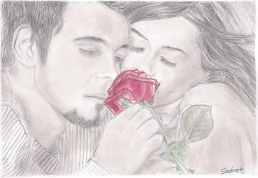 Rose by Sechmet5