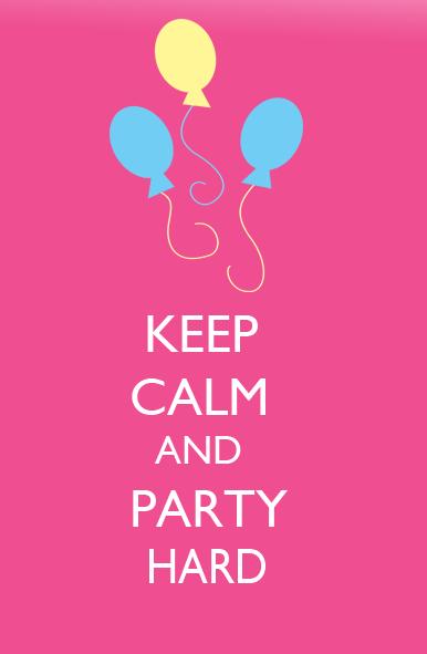 Pinkie Pie Party Poster Redux