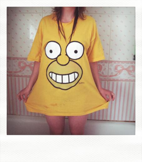 Homer Simpson is love by 6igella - Hertelden Avatarlar