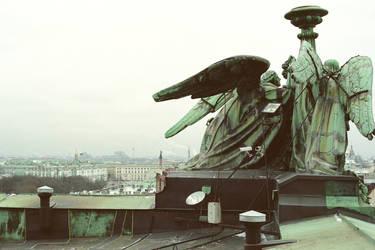 angels of st. petersburg by 6igella
