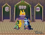 Goblins VS Trolls round 4 by GoblinHordeStudios