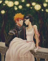 Ichiruki: Fairytale Ending by luculentquark