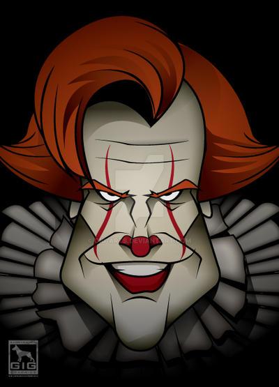 Clownan by GIG-Arts