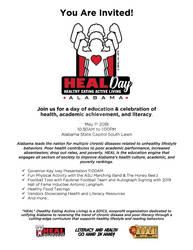 HEAL Day Digital Invite