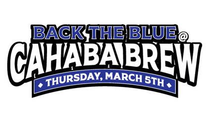 Cahaba Brewing Event Logo