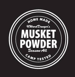 Musket Powder Logo