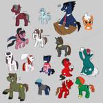 lawyer ponies 2: return of lawyer ponies