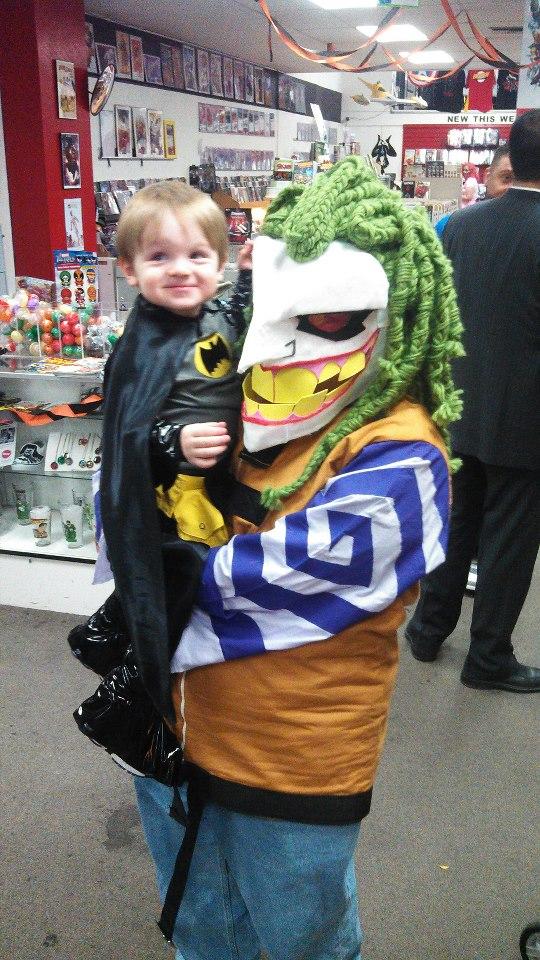 Joker and Baby Batman by CarnalClown ...  sc 1 st  CarnalClown - DeviantArt & Joker and Baby Batman by CarnalClown on DeviantArt