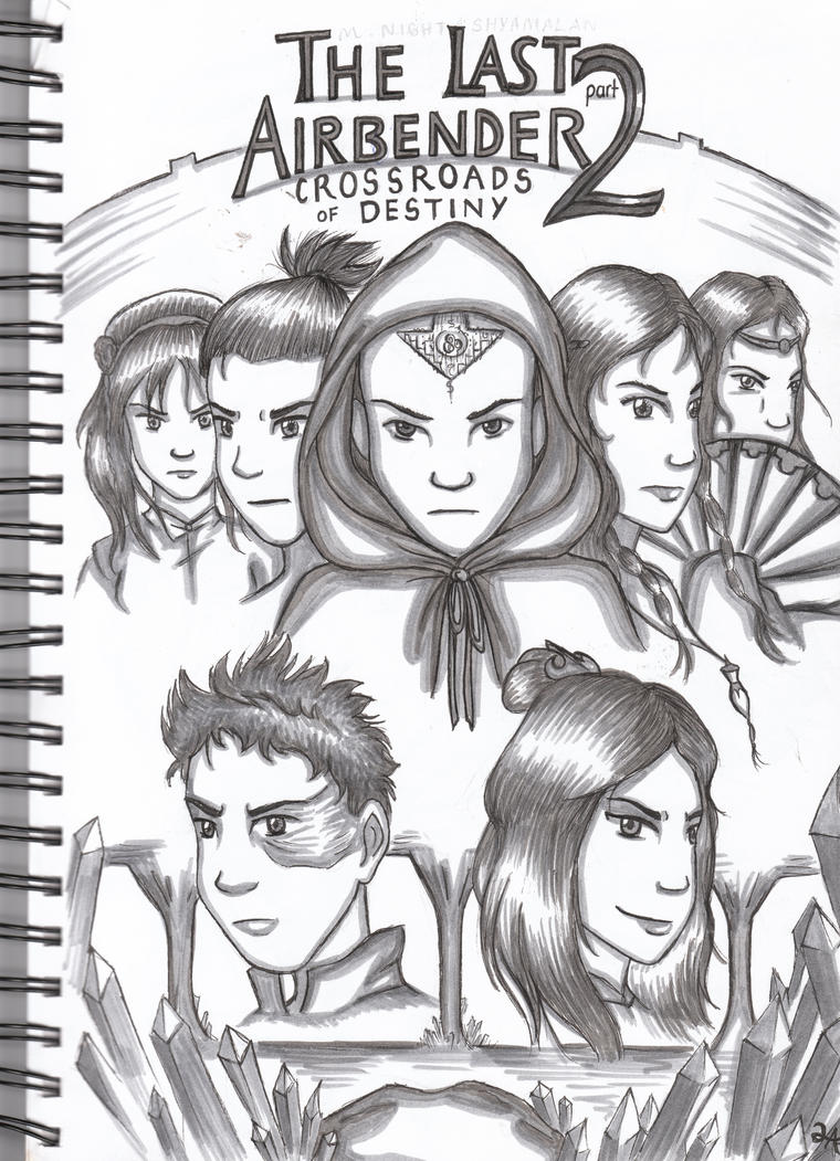 The Last Airbender 2 poster..? by Lauratar on DeviantArt