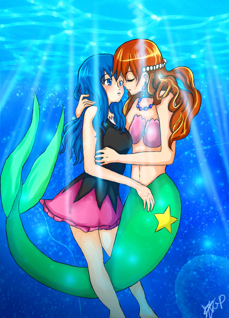 Imageshipping Under the Sea, ...
