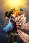 Master And Queen Kiss