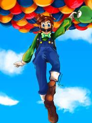 Balloon Weegie by GreatPeace