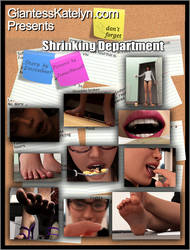 Shrinking Department is NOW AVAILABLE! by EmmaGear