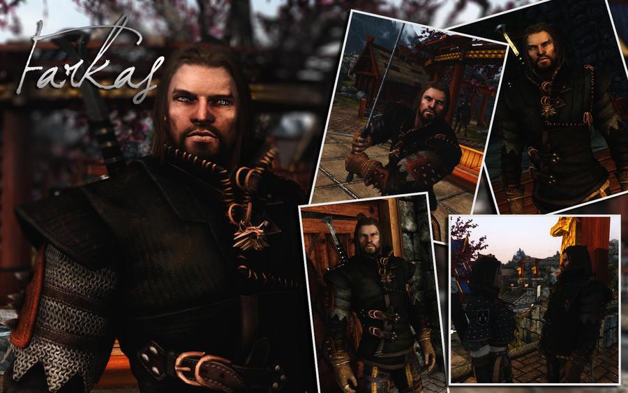 Farkas [Release on Skyrim Nexus] by CelticWolfwalker