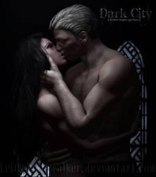 DA Dark City: Coming From Darkness by CelticWolfwalker