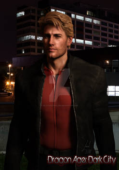 Dragon Age: Dark City - Cullen Rutherford