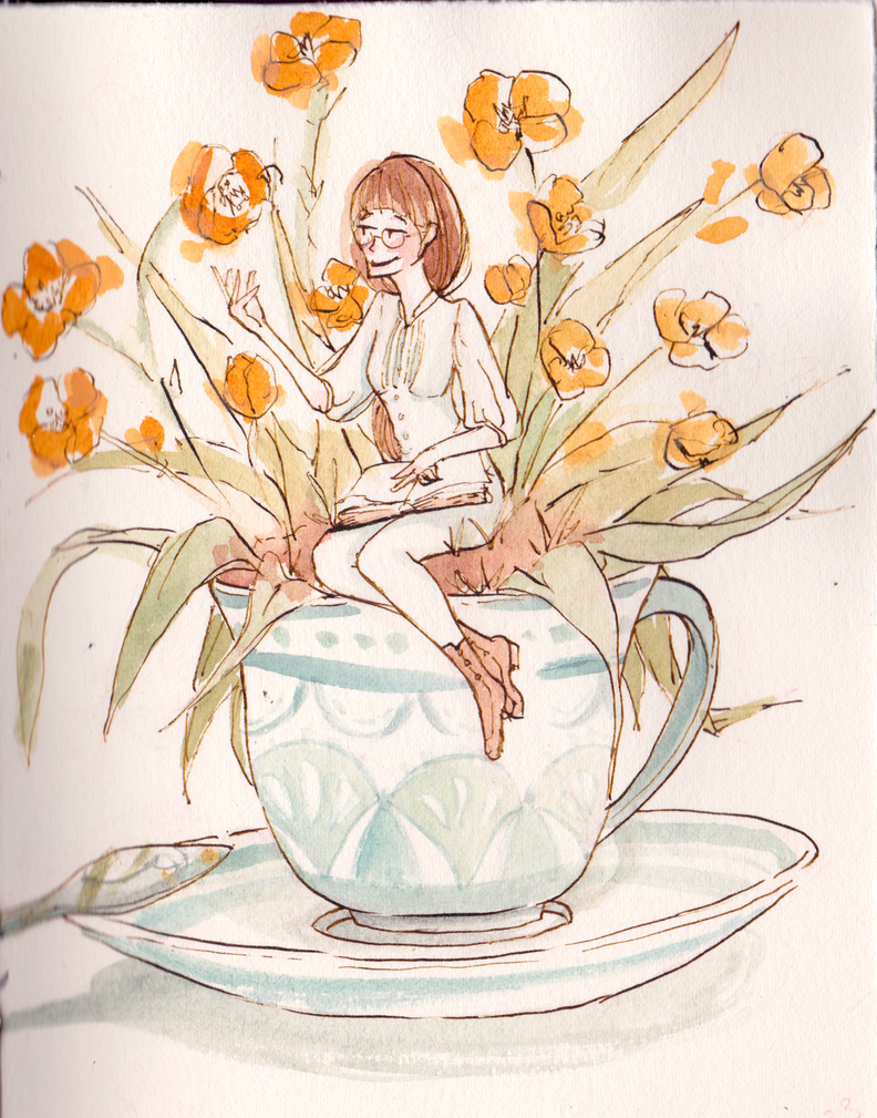 17 of 26 Tea time exploration. by MayFan
