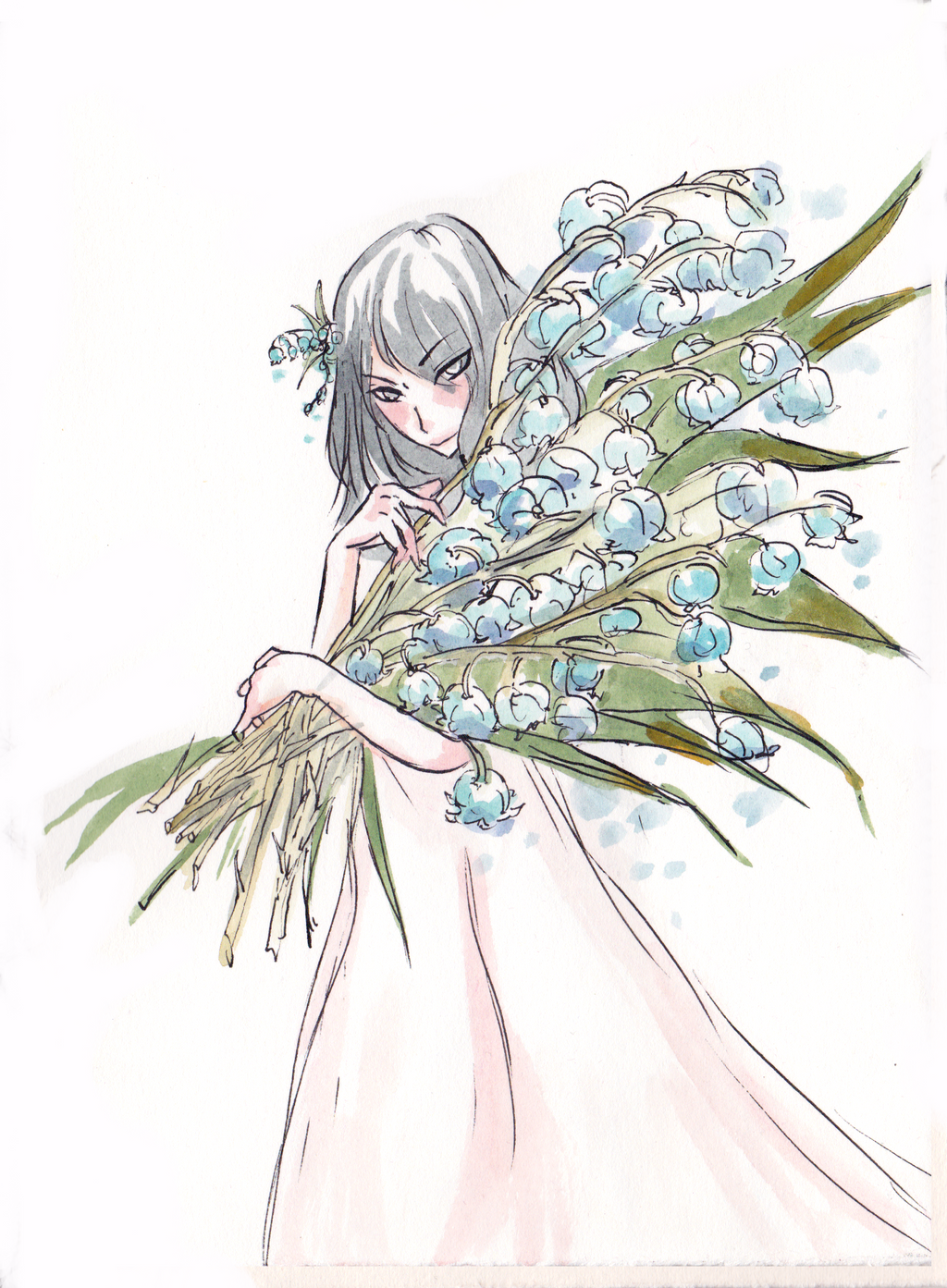 19 of 26 lily of the valley 02 by MayFan