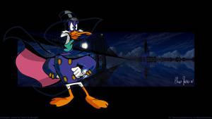 The Duck Knight (wallpaper)