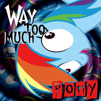 iTunes Art - Too Much Pony