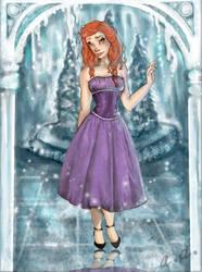 Ginny-Yule Ball by relashio
