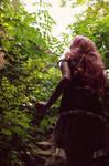 Nature cosplay stock 17