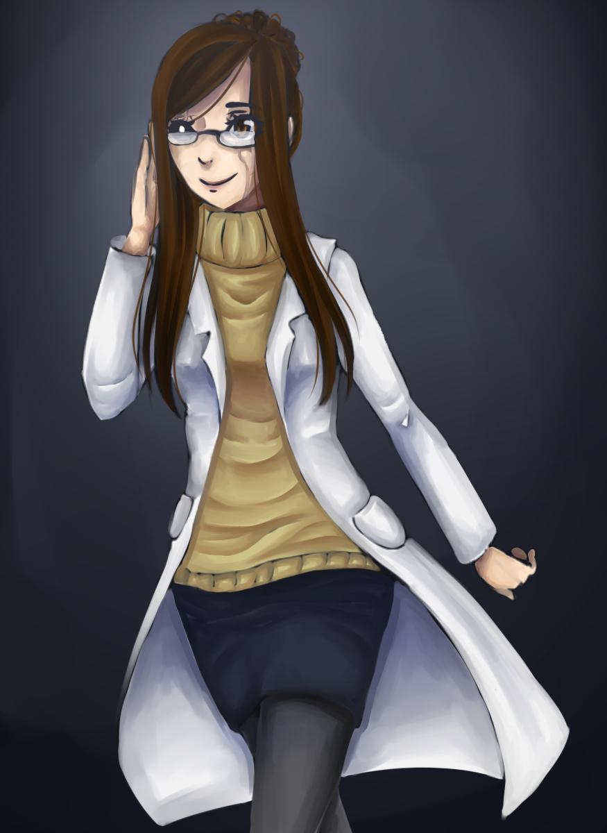 - Science nerd-