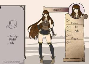 World of Esras - Anate (year 2)